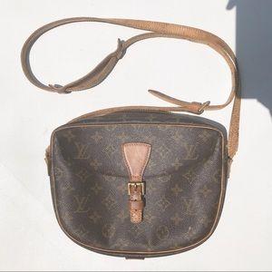 Louis Vuitton Jeanne Fille Crossbody Bag purse